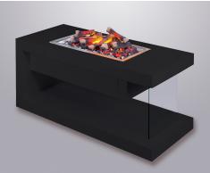 ewt Avant-Garde I Opti-myst 3D Elektrokamin: Nussbaum