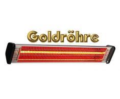 CASATHERM S1800 Gold IR Terrassen Heizstrahler mit IP55
