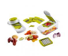 12-teiliges Küchenhelfer-Schneide-Set