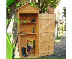 Garten- & Geräteschrank