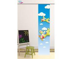 Flächenvorhang Kids ''Fly'' - super Kinderzimmer Vorhang