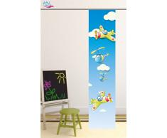 Flächenvorhang Kids ''Fly to fly'' - super Kinderzimmer Vorhang