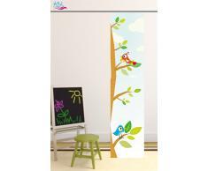 Flächenvorhang Kids ''Baum 2'' - toller Kinderzimmer Vorhang