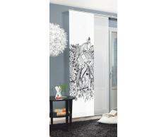 Flächenvorhang Rolla - Moderne Kunst Vorhang!