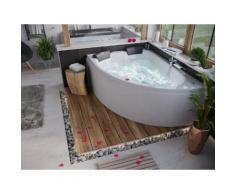 Deluxe Whirlpool Royal XL 1800 ULTRA links ohne Armatur