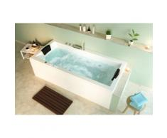 Unity 200 Premium Whirlpool mit 24 Massagedüsen 200x90x59 cm