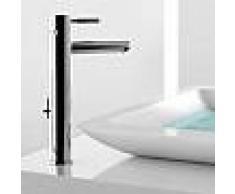 Treos Serie 190 Einhebel-Waschtischarmatur mit Ablaufgarnitur 190.01.1705