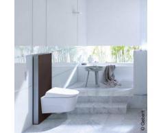 Geberit Monolith Plus Sanitärmodul für Wand-WC H: 101 cm Glas umbra 131222SQ5, EEK: A+