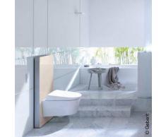 Geberit Monolith Plus Sanitärmodul für Wand-WC H: 101 cm Glas sand 131222TG5, EEK: A+