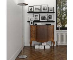 belux classic LED Stehleuchte 3000K mit Dimmer Ø 37,4 H: 185 cm, chrom CLA10-12-8030-TD, EEK: A+