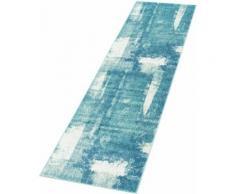 Carpet City Läufer Inspiration 5784, rechteckig, 11 mm Höhe blau Teppichläufer Teppiche und Diele Flur