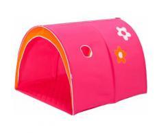 Hoppekids Spieltunnel Flowerpower pink Kinder Kinderzimmerdekoration Kindermöbel