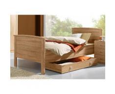 rauch BLUE Funktionsbett Torrent braun Einzelbetten Betten