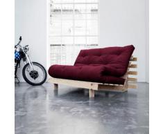 Karup Design Schlafsofa Roots, rot, bordeaux