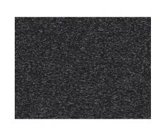 Vorwerk Teppichboden EXCLUSIVE 1066, rechteckig, 13 mm Höhe, Soft-Frisévelours, 400 cm Breite schwarz Bodenbeläge Bauen Renovieren