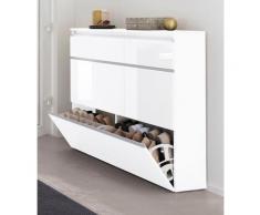Tecnos Schuhschrank Magic, Breite 120 cm weiß Schuhschränke Garderoben Nachhaltige Möbel