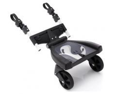 Fillikid Buggyboard Filliboard 180 Grad, schwarz/grau schwarz Kinder Zubehör für Kinderwagen Buggies