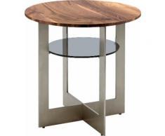 GWINNER Couchtisch CT505 beige Glas-Couchtische Glastisch Tische Tisch