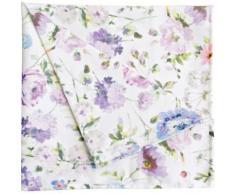 Stoffserviette 6911 SPRINGTIME APELT (Set 4-tlg), lila, weiß-flieder-blau-grün-bunt