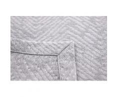 Tagesdecke Grain, BIEDERLACK grau Tagesdecken Decken
