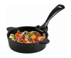 Genius Grillpfanne BBQ (1-tlg.) schwarz Grillpfannen Pfannen Haushaltswaren Pfanne