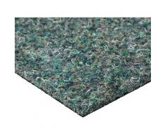 Bodenmeister Teppichboden Merlin, rechteckig, 5 mm Höhe grün Bodenbeläge Bauen Renovieren