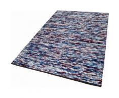 Teppich Reflection Esprit rechteckig Höhe 20 mm handgewebt, lila, Neutral, violett