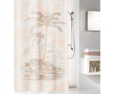 Kleine Wolke Duschvorhang Exotic, Breite 180 cm, (1 tlg.), Höhe 200 cm beige Duschvorhänge Duschen Bad Sanitär