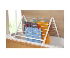 Ruco Badewannen-Wäscheständer weiß Wäscheständer und Wäschespinnen Wäschepflege Haushaltswaren