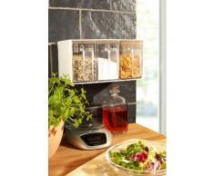Ruco Aufbewahrungssystem (Set, 2-tlg.) farblos Küchen-Ordnungshelfer Küchenhelfer Küche Lebensmittelaufbewahrungsbehälter