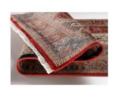 Orientteppich, Sonam Bakhtyari, OCI DIE TEPPICHMARKE, rechteckig, Höhe 6 mm, manuell geknüpft rot Teppiche