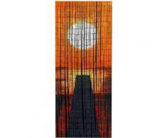 Türvorhang, Sonnenuntergang, WENKO, Hakenaufhängung 1 Stück bunt Schlafzimmergardinen Gardinen nach Räumen Vorhänge Gardine