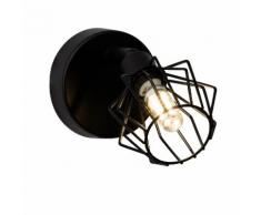 Brilliant Leuchten Wandstrahler, G9, Warmweiß, Noris LED Wandspot schwarz Strahler Spots SOFORT LIEFERBARE Lampen Wandstrahler