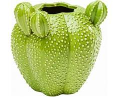 KARE Design Vase Kaktus Sting, grün, grün