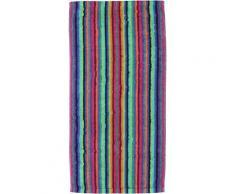 Cawö Handtücher Lifestyle Streifen, (2 St.), mit Streifen bunt Badetücher