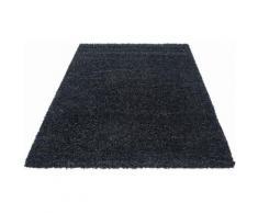 Ayyildiz Hochflor-Teppich Dream Shaggy, rechteckig, 50 mm Höhe, Wohnzimmer grau Teppiche