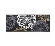 Fußmatte Preisstar Cinderell grau Fußmatten gemustert