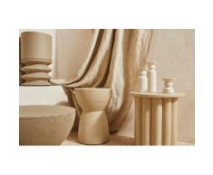 LeGer Home by Lena Gercke Beistelltisch Zarah, in Betonoptik, moderne Form beige Beistelltische Tische Tisch