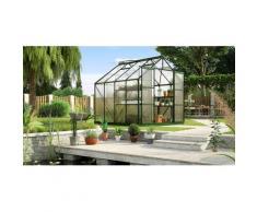 KONIFERA Gewächshaus Titania 6700 grün Gewächshäuser Garten Balkon
