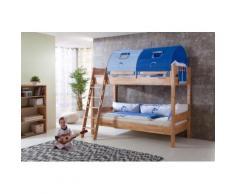 Relita Etagenbett blau Kinder Kindermöbel Nachhaltige Möbel