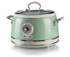 Ariete Küchenmaschine 2904GR grün Multifunktionsküchenmaschinen Küchenmaschinen Haushaltsgeräte ohne Kochfunktion