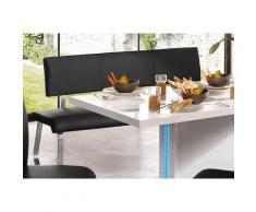MCA furniture Polsterbank Arco, (1 St.), belastbar bis 280 kg, Kunstleder, in verschiedenen Breiten schwarz Polsterbänke Sitzbänke Stühle