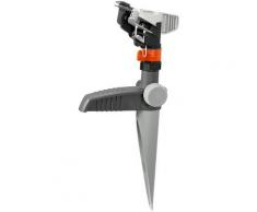 GARDENA Kreisregner Premium, 08136-20 grau Rasensprenger Bewässerung Garten Balkon