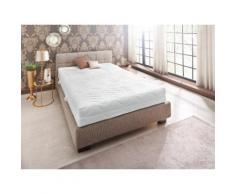 BeCo EXCLUSIV Komfortschaummatratze Premium Cool Plus, 25 cm hoch, Raumgewicht: 28 kg/m³, (1 St.), Optimales Schlafklima durch Cool-Plus-Markenfaser weiß Allergiker-Matratzen Matratzen
