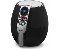 Medion Heissluftfritteuse MD17320, 1500 Watt schwarz Heißluftfritteusen Fritteusen Haushaltsgeräte Fritteuse