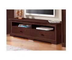 Home affaire Lowboard Sofia, Breite 160 cm braun Lowboards Kommoden Sideboards