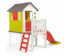 Smoby Spielhaus Stelzenhaus bunt Kinder Ab 2 Jahren Altersempfehlung