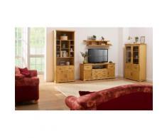 Home affaire Lowboard Castello, beige, natur