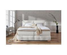 Guido Maria Kretschmer Home&Living Boxspringbett Wehma beige Doppelbetten Betten Komplettbetten