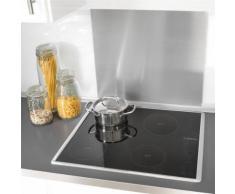 Zeller Present Küchenrückwand, (1-tlg.) silberfarben Küchenaccessoires Wohnaccessoires Spritzschutzwände
